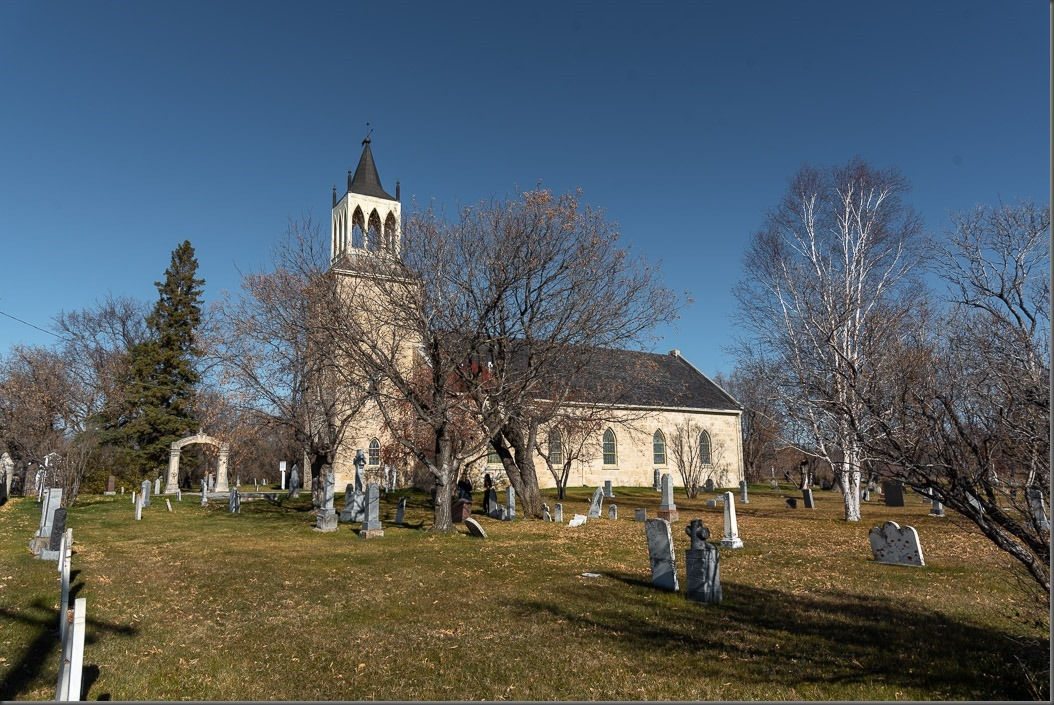 St. Andrews on the Red Anglican Church and Cemetery